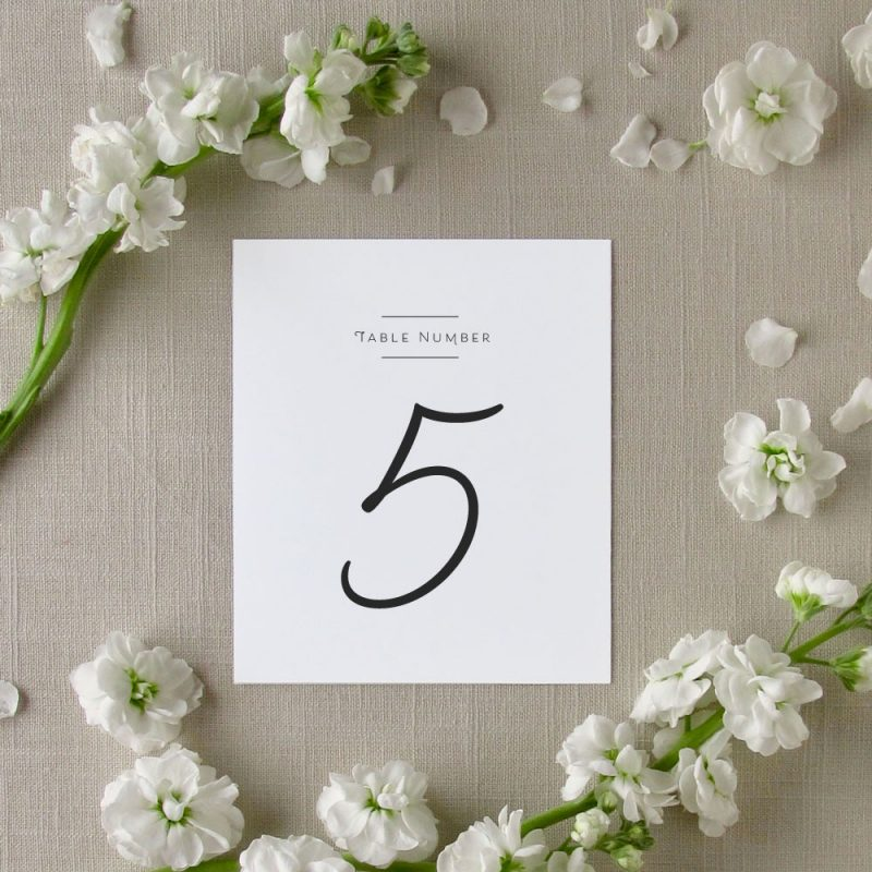 SweetPea_Table_number_Rectangle