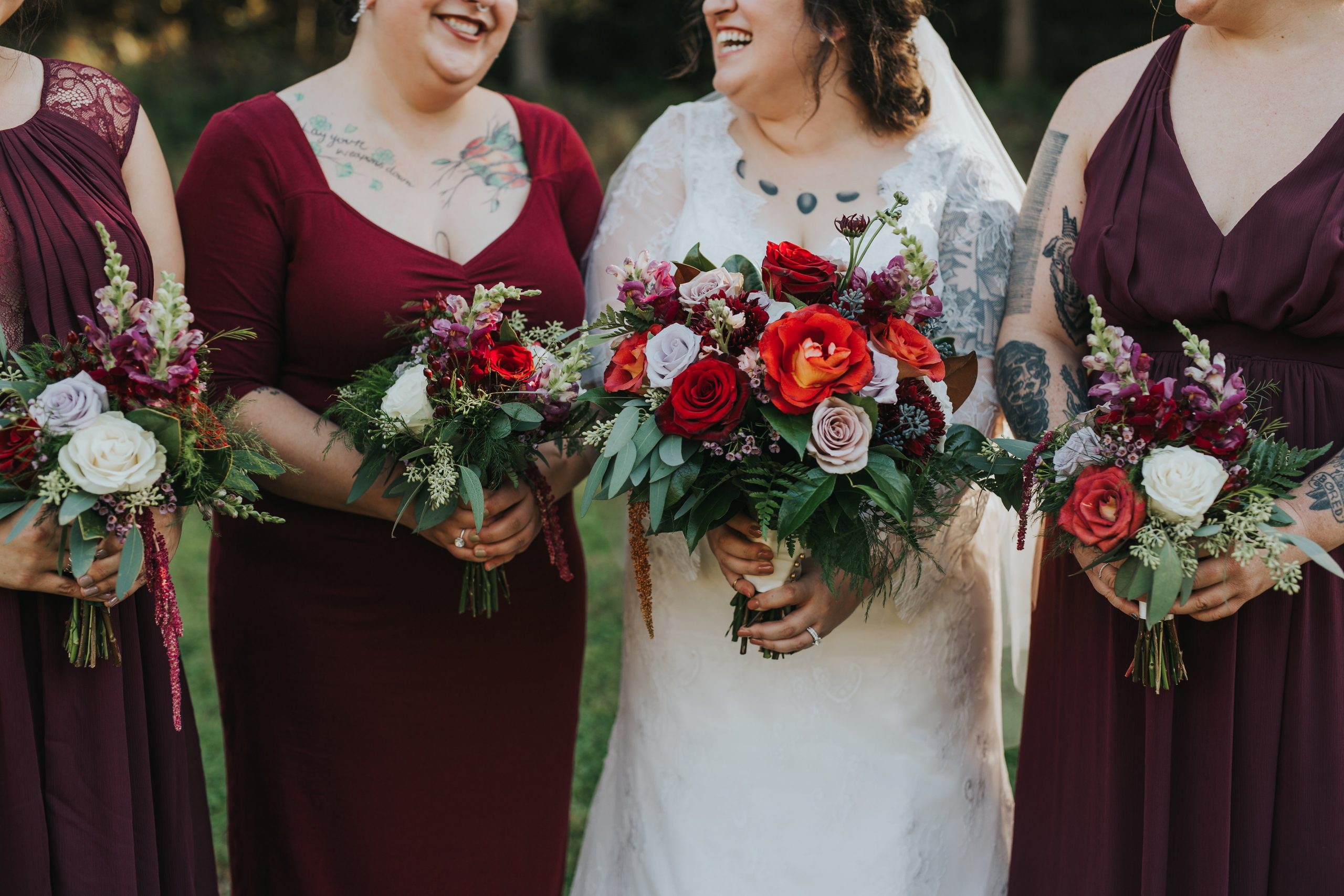 Fernstone Retreat Wedding